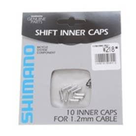 シマノセールス SHIMANO ワイヤー インナーエンドキャップ(φ1.1mm φ1.2mm変速用/10個) Y62098060