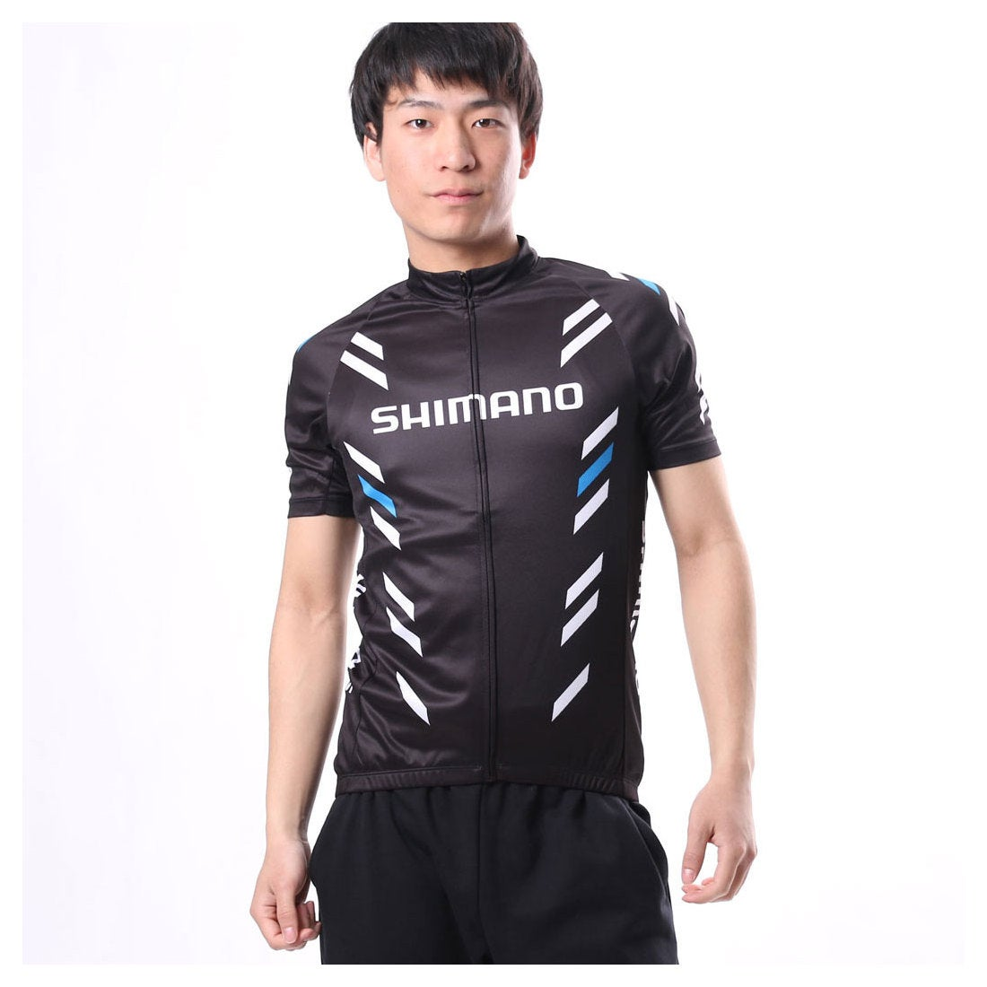 【SALE 30%OFF】シマノ SHIMANO メンズ バイシクル サイクルジャージ/ジャケット プリントショートスリーブジャージ SGSQS51ML2