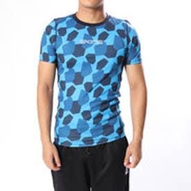 スキンズ SKINS メンズ フィットネス 半袖コンプレッションインナー ス キンフィットS/Sシャツ KMMMJA81