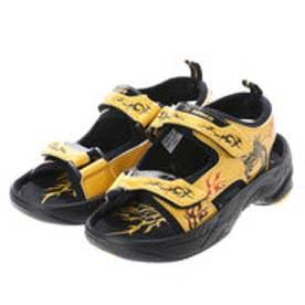 スポーツデポ SPORTS DEPO ジュニア サンダル X-STREET 8092 YELLOW XR-8092 8347