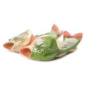 スポーツデポ SPORTS DEPO シャワーサンダル FISH FLOPS グリーン SA447FF