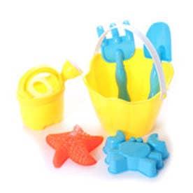 スポーツデポ SPORTS DEPO ジュニア レジャー用品 玩具 水遊び&砂遊びセット ネットバック入り 99080