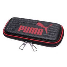 スポーツデポ SPORTS DEPO メンズ 筆箱 セミハードペンケース 黒 PM181BK