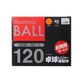 スポーツデポ SPORTS DEPO 卓球 練習球 2843200107