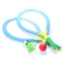 スポーツデポ SPORTS DEPO レジャー用品 玩具 ジャンボラケットセット 9305031508
