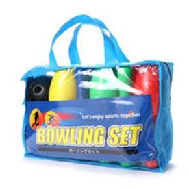 スポーツデポ SPORTS DEPO レジャー用品 玩具 ボーリングセット バッグ付 9308030308