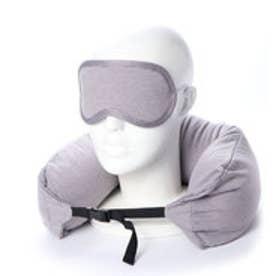 スポーツデポ SPORTS DEPO ライフスタイル 小物 アイマスク付ネックピロー 9362030808