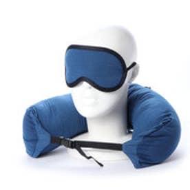 スポーツデポ SPORTS DEPO ライフスタイル 小物 アイマスク付ネックピロー 9362030608