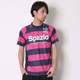 スパッツィオ SPAZIO フットサルプラクティスシャツ CONFINE3 practice shirt GE-0308 (ホットピンク)