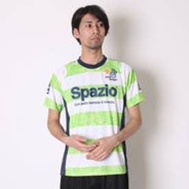 スパッツィオ SPAZIO フットサルプラクティスシャツ CONFINE3 practice shirt GE-0308 (ライムグリーン)