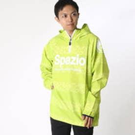 スパッツィオ SPAZIO サッカー/フットサル ピステシャツ FLOWER CONFINE HALF ZIP piste shirt GE0342