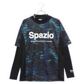 スパッツィオ SPAZIO サッカー/フットサル レイヤードシャツ ロゴプラシャツ+インナー GE0500