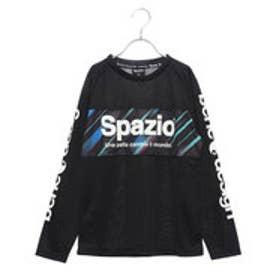 スパッツィオ SPAZIO サッカー/フットサル 長袖シャツ Jrグラデーションロングプラシャツ GE0531