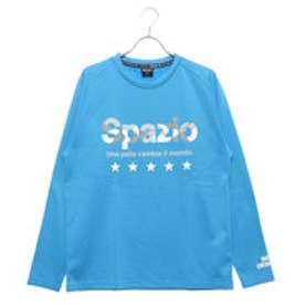 スパッツィオ SPAZIO サッカー/フットサル 長袖シャツ 裏起毛ロングプラシャツ GE0512