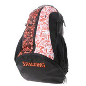スポルディング SPALDING ユニセックス バスケットボール バックパック ケイジャーミニ バックパック 40-004GF