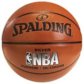 スポルディング SPALDING メンズ バスケットボール 練習球 シルバー 7号球 74-556Z