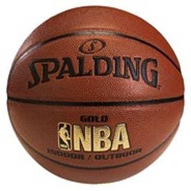 スポルディング SPALDING メンズ バスケットボール 練習球 ゴールド 7号球 74-559Z