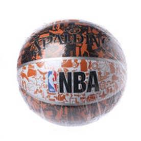 スポルディング SPALDING バスケットボール グラフィティ 73-722Z    3 (オレンジ)