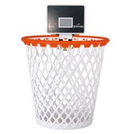 スポルディング SPALDING バスケットボール型ごみ箱 BB200