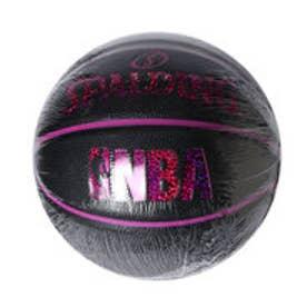 スポルディング SPALDING バスケットボール 練習球 ホログラム ピンク 5号球 83-795J (他)