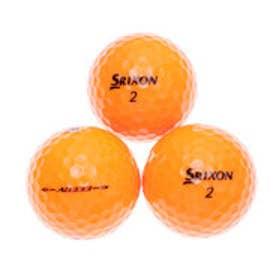 スリクソン SRIXON ゴルフ 公認球 2018 SRIXON AD333 オレンジ SNAD7ORG3