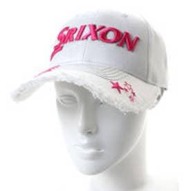 スリクソン SRIXON レディース ゴルフ キャップ スリクソン レディスキャップ(星アップリケ) SWH8137L