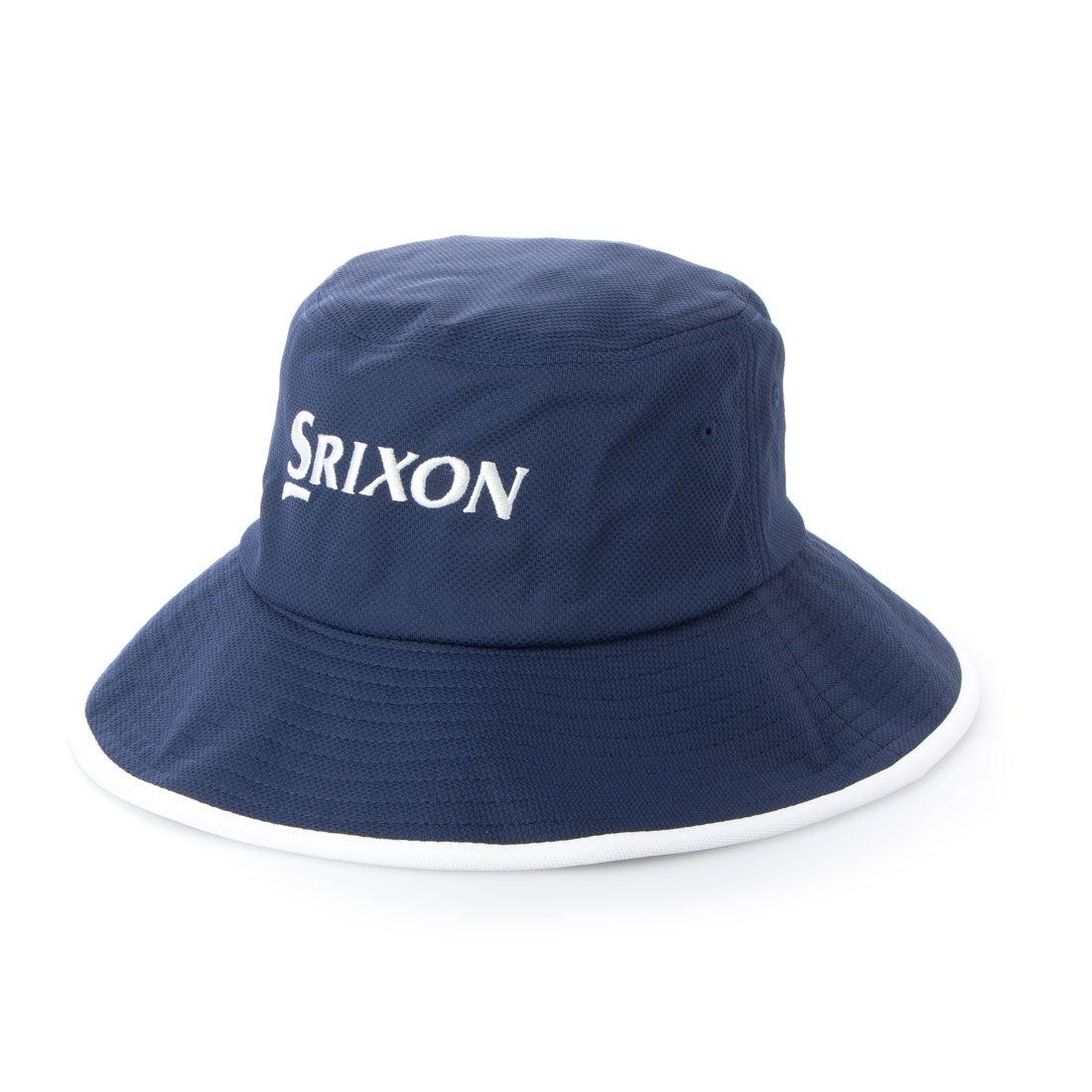 スリクソン SRIXON レディース ゴルフ ハット SRIXONレディスハット SWH0154 SWH0154 (ネイビー)