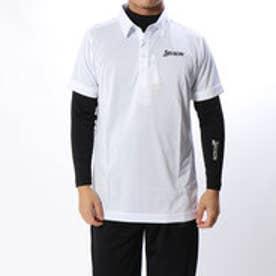スリクソン SRIXON メンズ ゴルフ セットシャツ 半袖シャツ RGMMJA07W