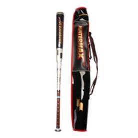 エスエスケイ SSK ユニセックス 軟式野球 バット 少年軟式金属製バット ハンターマックス HMNJ0116