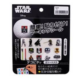 スター ウォーズ STAR WARS ゴルフ アクセサリー ゴルフボールシール SW-0057デコピタッ