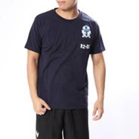 スター ウォーズ STAR WARS メンズ 半袖Tシャツ SW-9C12458TSキ (ネイビー)