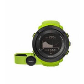 スント SUUNTO 時計 アンビット3 バーティカル HR SS021970000 7080 (ライム)