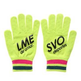 スボルメ SVOLME サッカー/フットサル 防寒手袋 ロゴニットグローブ 183-89029