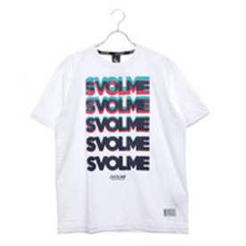 スボルメ SVOLME 陸上/ランニング 半袖Tシャツ アナグリフTシャツ 183-83600