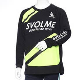 スボルメ SVOLME サッカー/フットサル 長袖シャツ Jr長袖トレーニングトップ 183-85900