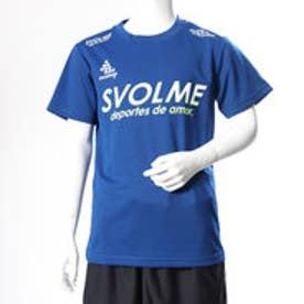 スボルメ SVOLME サッカー/フットサル 半袖シャツ JrロゴプラT 183-85600