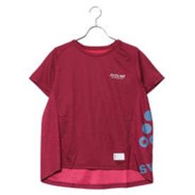 スボルメ SVOLME レディース 陸上/ランニング 半袖Tシャツ バックフレアランシャツG 183-95300