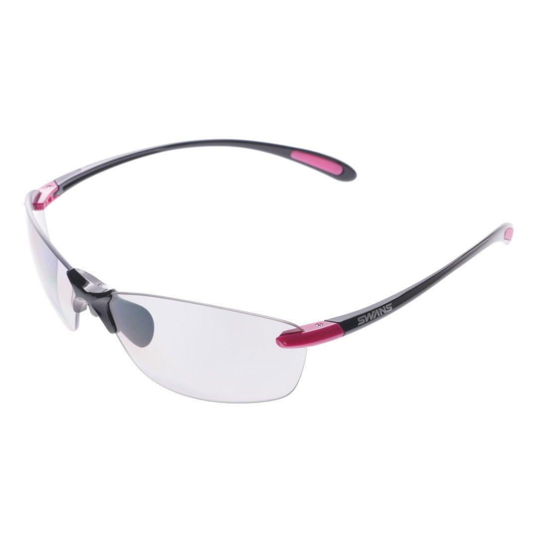 【SALE 20%OFF】スワンズ SWANS メンズ レディース サングラス スワンズ SWANS サングラス Airless Leaffit SALF-0053 (BK) SALF-0053 223 レディース メンズ