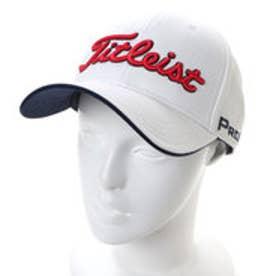 タイトリスト Titleist メンズ ゴルフ キャップ ツアーキャップ 8CTRS 9683076422