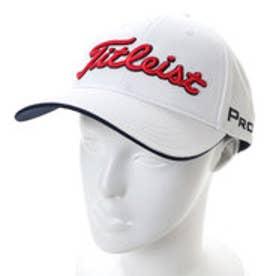 タイトリスト Titleist メンズ ゴルフ キャップ ツアーキャップ 8CTR 9683076354