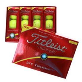 タイトリスト Titleist ゴルフボール  T6132S-J   (イエロー)