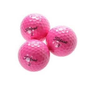 タイトリスト Titleist ゴルフ 公認球 16 VELOCITY PINK 0624626106