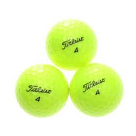 タイトリスト Titleist ゴルフ 公認球 18 TOUR SOFT YELLOW 9683130261