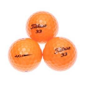 タイトリスト Titleist ゴルフ 公認球 18 VG3 ORANGE PEARL 3P 9683169933