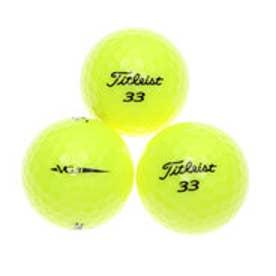 タイトリスト Titleist ゴルフ 公認球 18 VG3 YELLOW PEARL 3P 9683169919