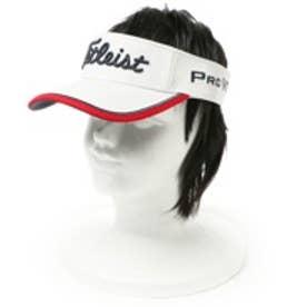 タイトリスト titleist ゴルフ ツアーバイザー HJ4VTR ホワイト