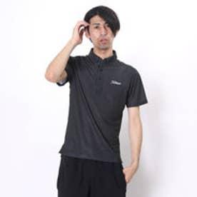 【アウトレット】タイトリスト Titleist ゴルフシャツ 16SS 1606 シャツカノコプリントBD BK-M TSMC1606BK-M ブラック (ブラック)