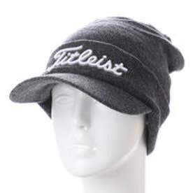 タイトリスト Titleist メンズ ゴルフ ニット帽子 ツバツキニットキャップ W7CVK 9683026038
