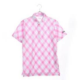 タイトリスト Titleist メンズ ゴルフ 半袖 シャツ バイヤスチェックプリントシャツ 9683087251