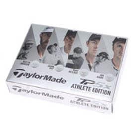 テーラーメイド TaylorMade ゴルフ 公認球 TP5X ATHLETE EDITION B1362201
